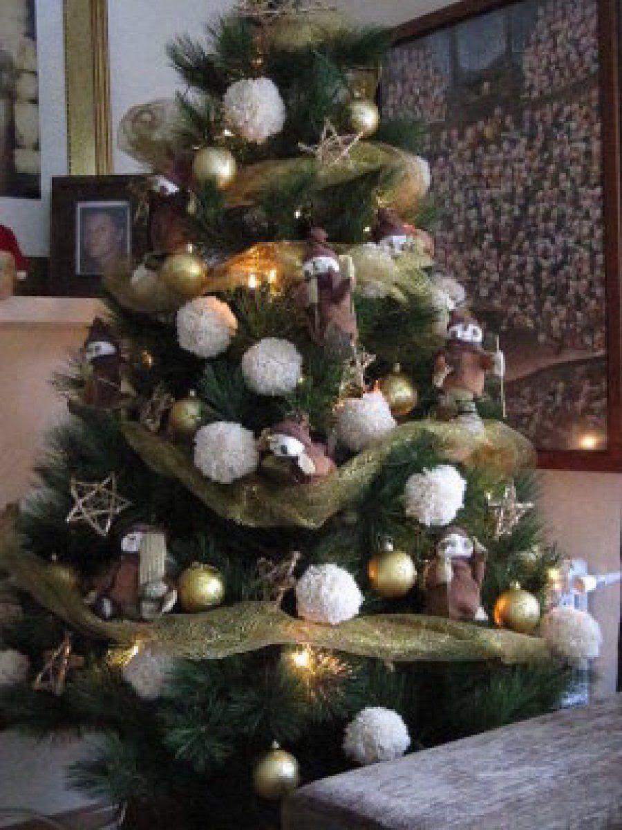 árbol De Navidad Moderno Decoración