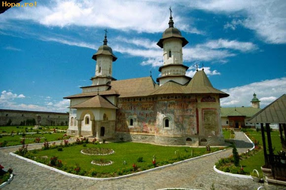 Rasca Monastery - my first monastic home