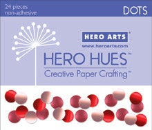 Hero Arts Hero Hues Dots Flatbacks