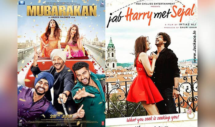 Image result for Jab Harry Met Sejal mubarakan