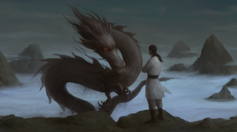 Dragon céleste