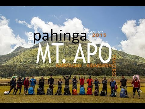 Conquering The Highest Peak in the Philippines- Mt. Apo