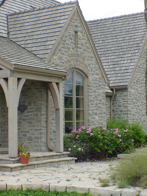 French Country  Traditional  Exterior  toronto  by Wingelaar Fine Homes chris.business