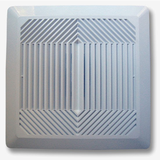 Bathroom exhaust fan replacement cover bath fans for 9 bathroom fan cover