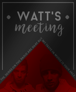WATT'S MEETING