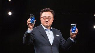 Presentació dels nous Galaxy de Samsung