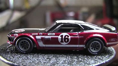 hot wheels  muscle  ford mustang boss  youtube