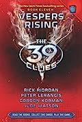 Vespers Rising by Rick Riordan, Peter Lerangis, Gordon Korman, and Jude Watson