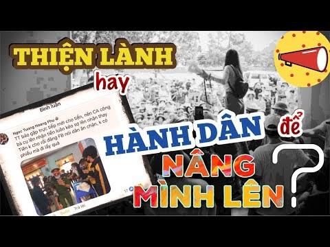 Lật tẩy chiêu trò truyền thông bẩn giống hệt Tịnh thất Bồng Lai