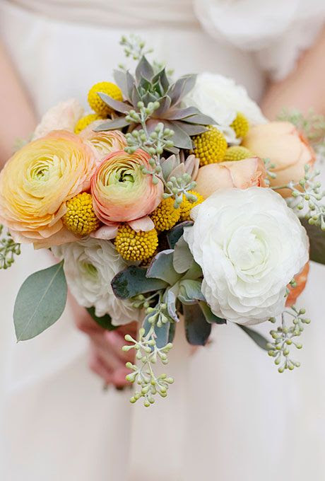 Wedding fall flowers | Fall Wedding Bouquets | Wedding Flowers Photos | Brides.com