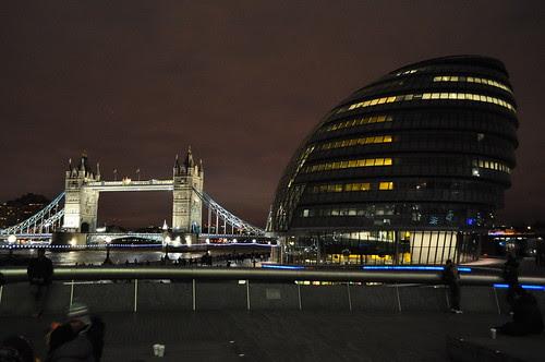 Tower Bridge y City Hall