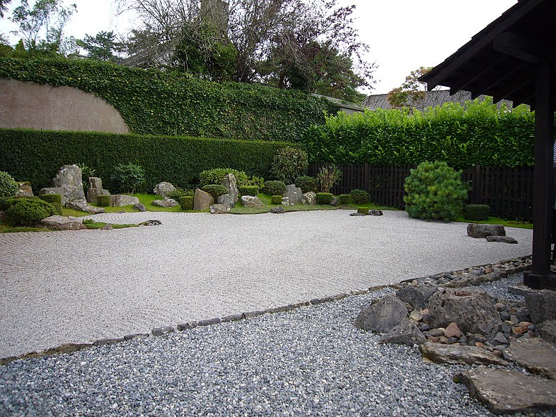 File:Zen garden at Dartington.jpg