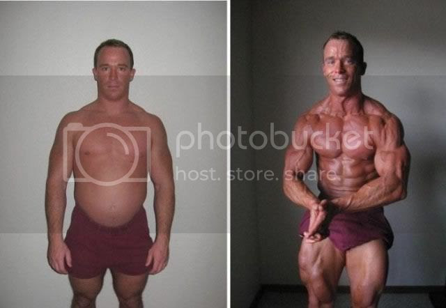 Bodybuilding Changes