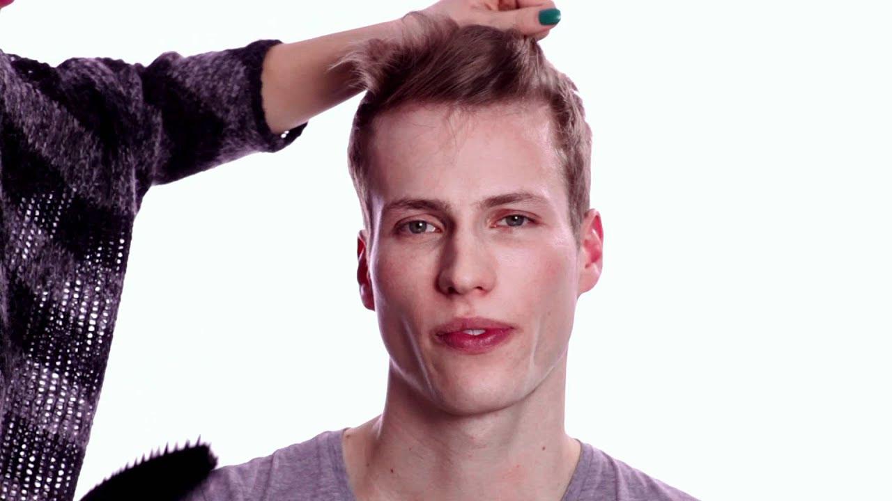 Rockabilly Frisuren Anleitung Kurze Haare Manner Stilvolle