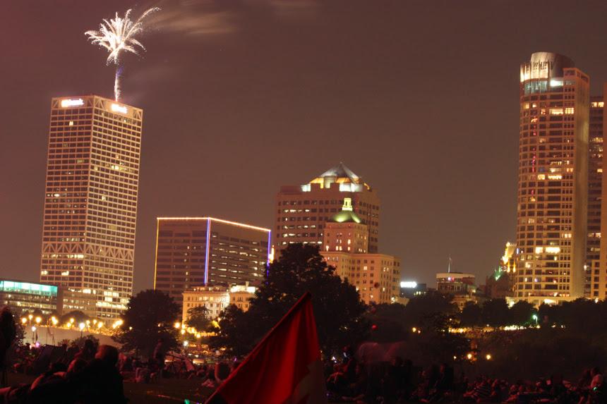 Milwaukee celebrates