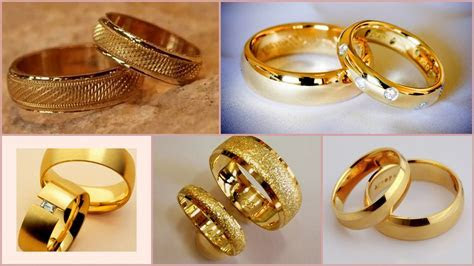 View Full Gallery of Unique why are Wedding Rings Gold