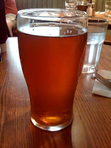 Cisco Brewers Whale's Tail Pale Ale at Brotherhood of Thieves