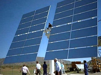 Bulletin Board Heliostats And Other Solar Stuff