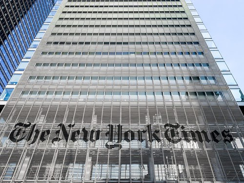 The Anagram Times: 10 Journalism Brands Where You Find ...