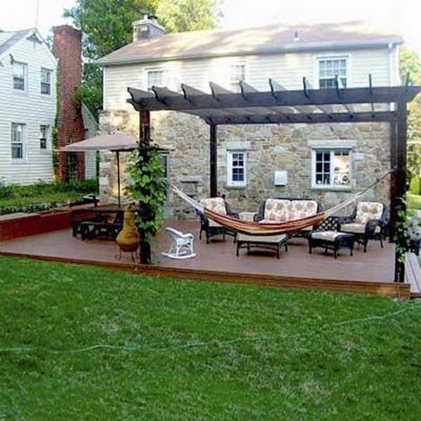 32 Wonderful Deck Designs To Make Your Home Extremely ...