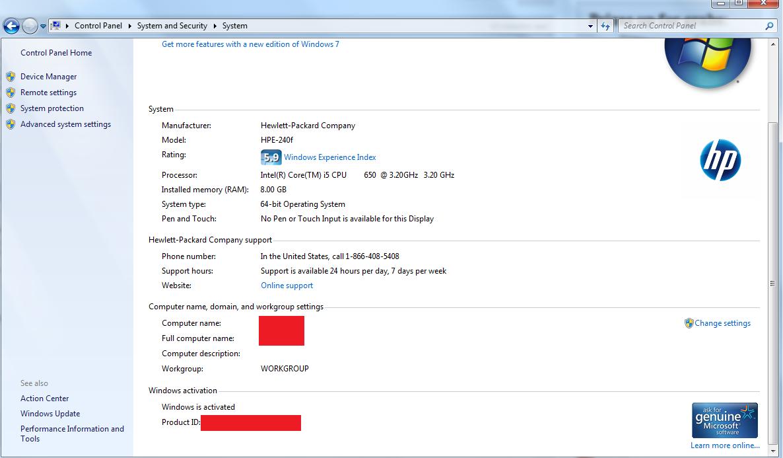 """This computer is not running genuine Windows"" | Tom's Hardware Forum"