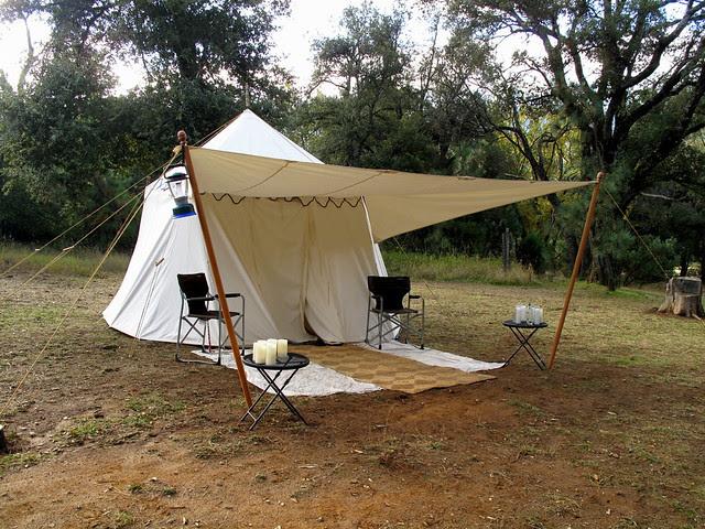 Camp Honey Badger