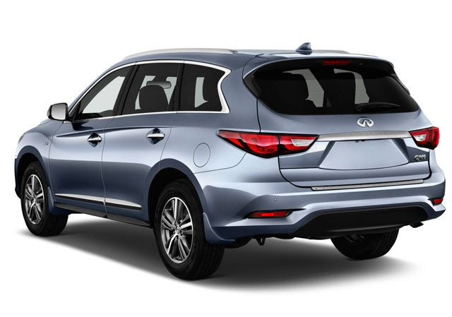 2021 infiniti qx60 redesign changes release date  all