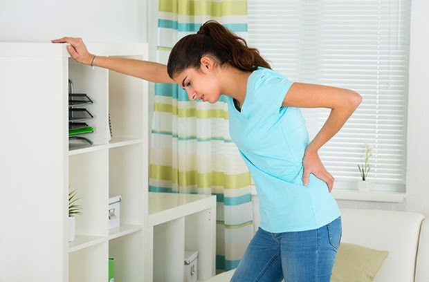Most Easiest Ways To Get Rid of Back Pain for women