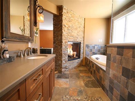 design  idyllic earthy bathroom   home