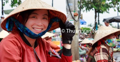 Vietnam || O Mon Village Market || Can Tho City