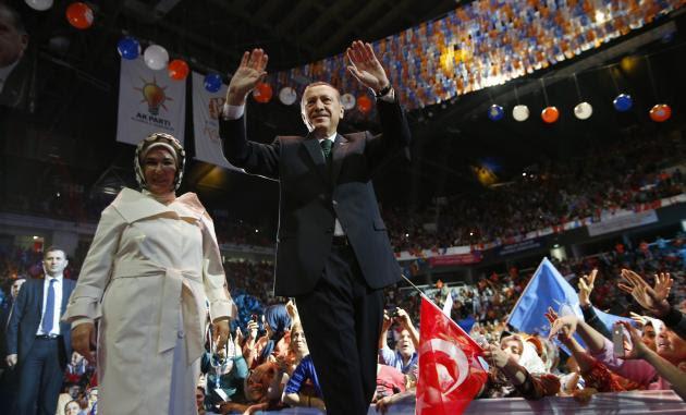 Ερντογάν - Γκιουλέν σε πορεία σύγκρουσης