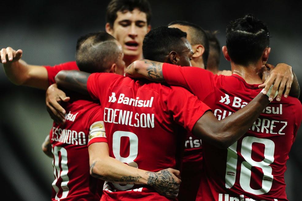 Inter vence Ceará (Foto: Ricardo Duarte / Inter, DVG)
