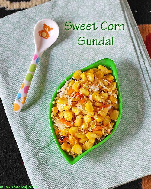 corn-sundal-recipe
