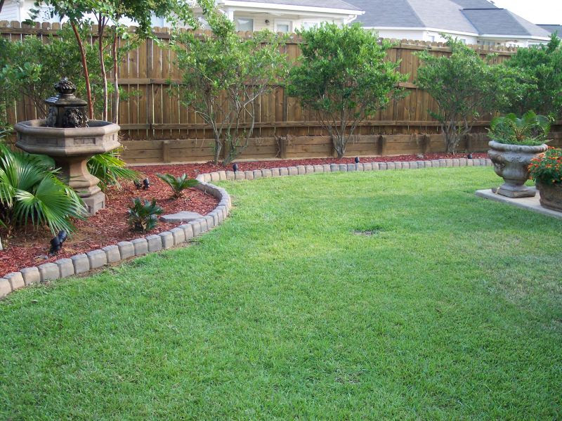 Landscaping Ideas > Landscape Design > Pictures > Front > Backyard