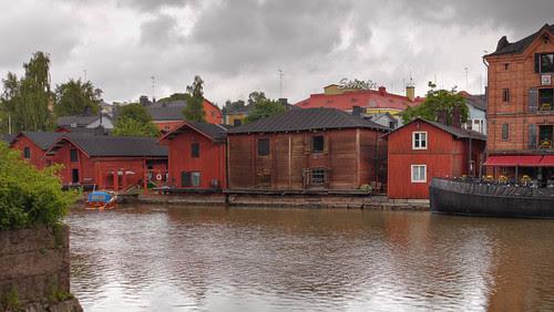 porvoo Docks