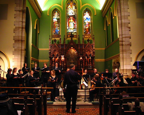 Nashville Early Music Ensemble performs at Christ Church Cathedral