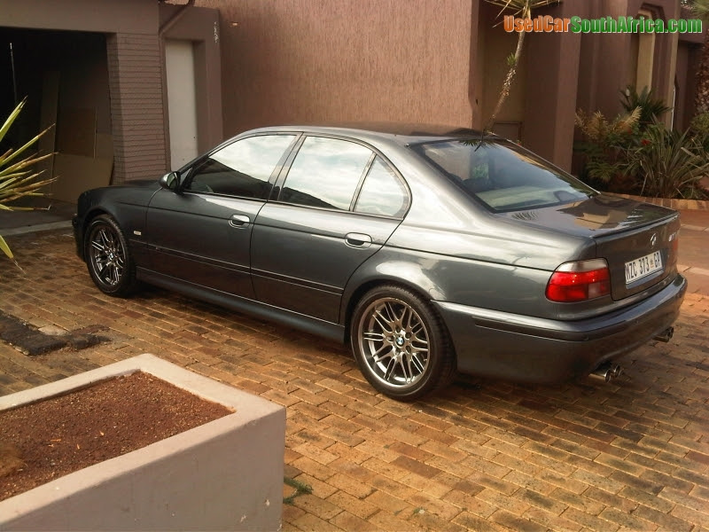 2000 Bmw M5 Used Car For Sale In Johannesburg South Gauteng