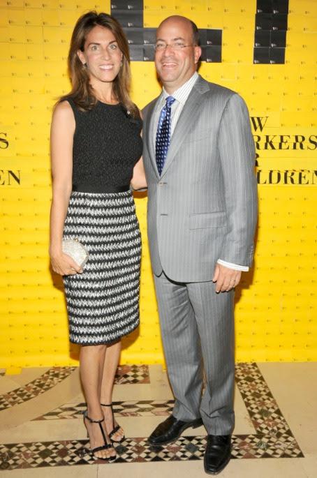 Caryn Nathanson Zucker and Jeff Zucker