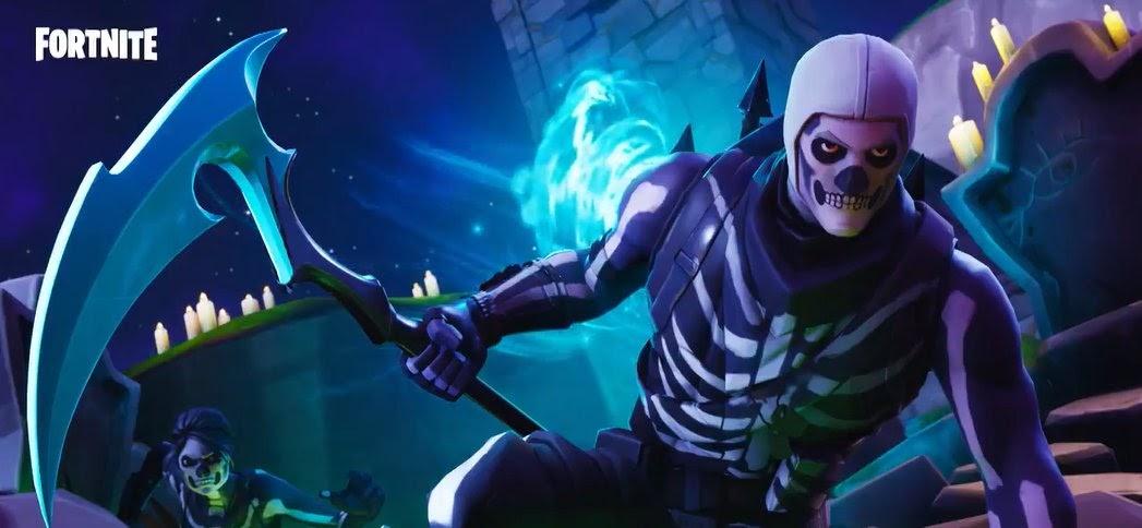 Fortnite 3d Thumbnail Ghoul Trooper Fortnite Account Generator
