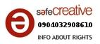 Safe Creative #0904032908610