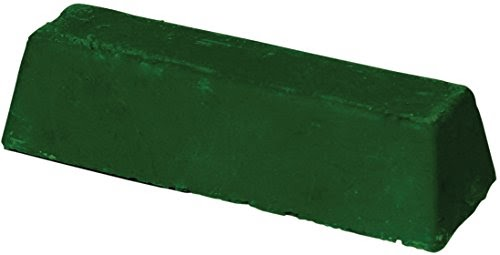 Formax Buffing POLISH Compound GREEN STAINLESS 2 pound bar