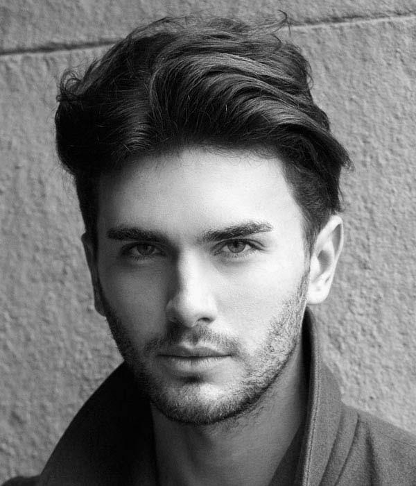 Dicke Männer Frisuren Haarschnitt Stile Männer Frisuren In 2018