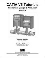 CATIA V5 Tutorials Mechanism Design & Animation (February