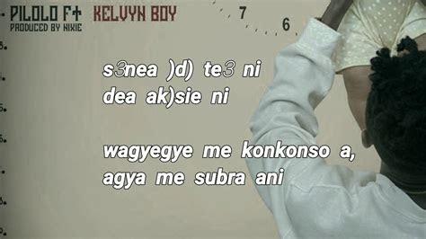 strongman piloloftkelvyn boy lyrics video youtube