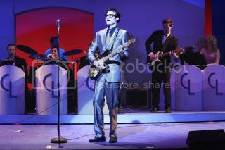 Brandon Albright as Buddy Holly