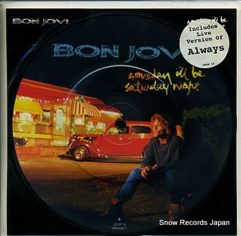 BON JOVI someday i'll be saturday night