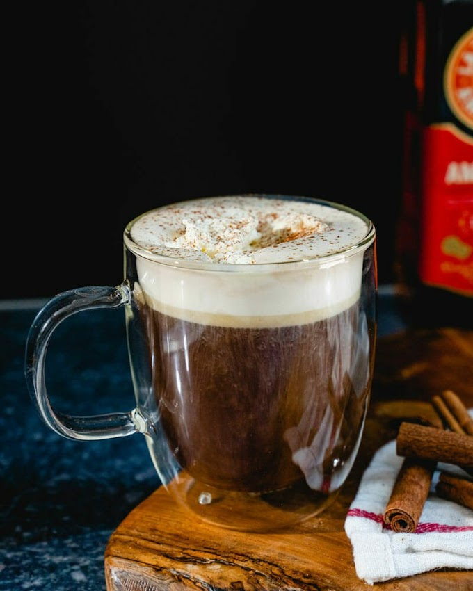 Amaretto Coffee / Variation