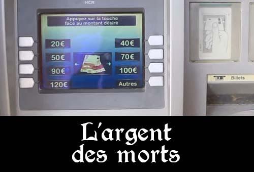 L'argent des morts