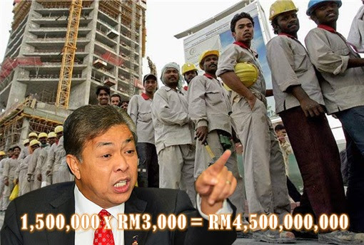 Image result for Zahid Hamidi and Bangladesh Worker