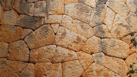 Hintergründe Muster Steinen Steinmauer Oberfläche